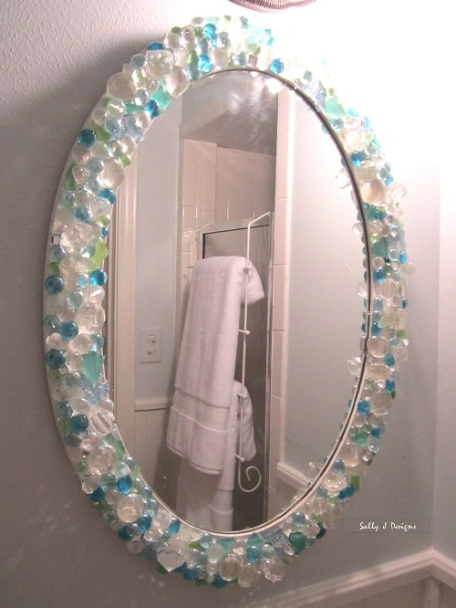 beach themed bathroom mirrors 5-min