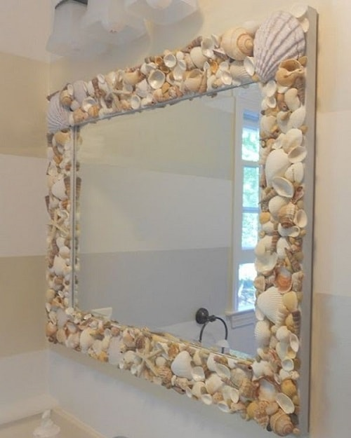 beach themed bathroom mirrors 6-min