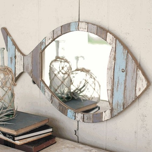 beach themed bathroom mirrors 8-min