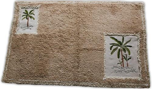 beach themed bathroom rugs 11-min