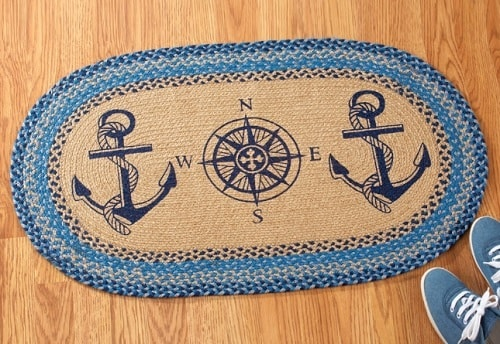 15 Best Cheap Beach Themed Bathroom Rugs To Buy Now