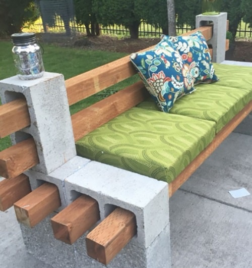 25 Craziest And Cheapest Cinder Block Decorating Ideas