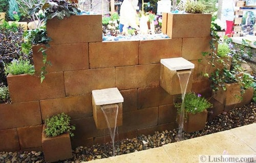 cinder blocks decorating ideas 10-min