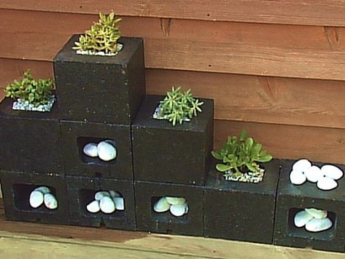cinder blocks decorating ideas 23-min
