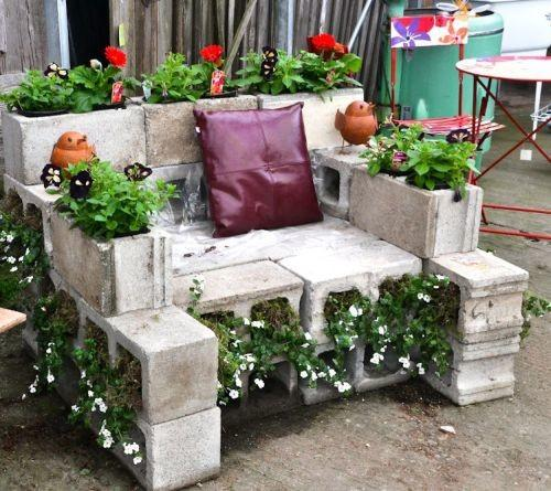 cinder blocks decorating ideas 26-min