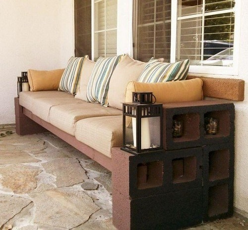 cinder blocks decorating ideas 29-min