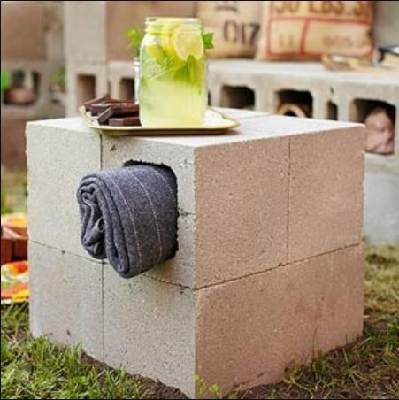 cinder blocks decorating ideas 30-min
