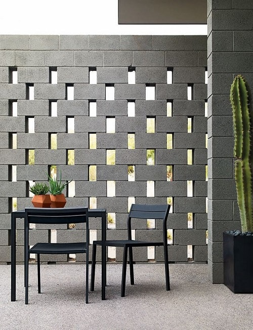 cinder blocks decorating ideas 7-min