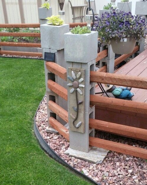 cinder blocks decorating ideas 8-min