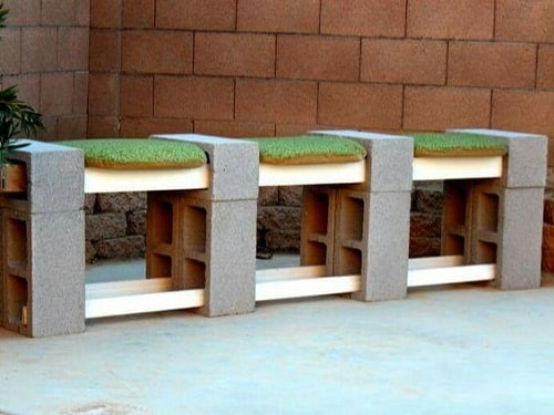 cinder blocks decorating ideas 9-min