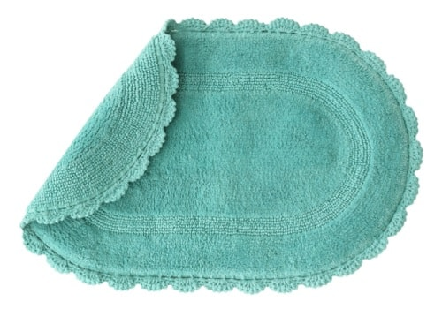 mint green bathroom rug 11-min