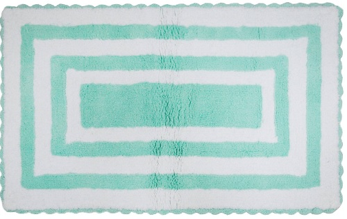 mint green bathroom rug 16