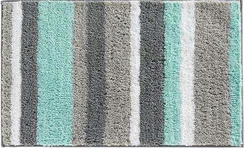 mint green bathroom rug 4-min