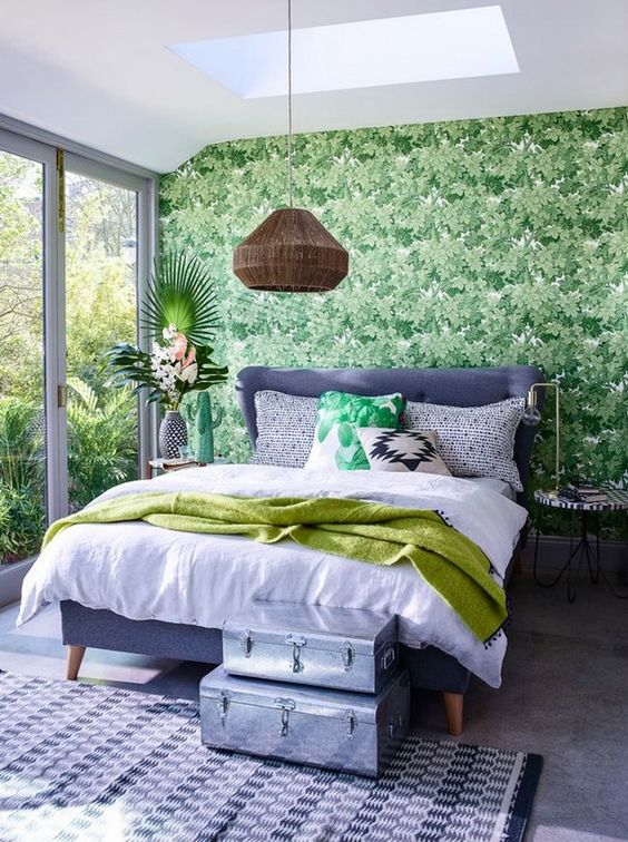pinterest-worthy bedroom decoration 1-min