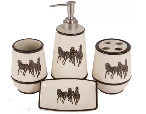 safari bathroom set 14