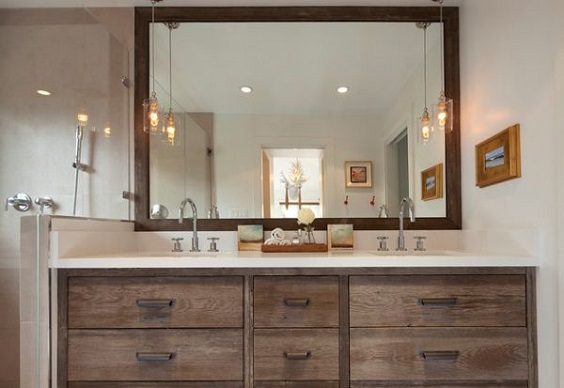 Bathroom Counter Tray