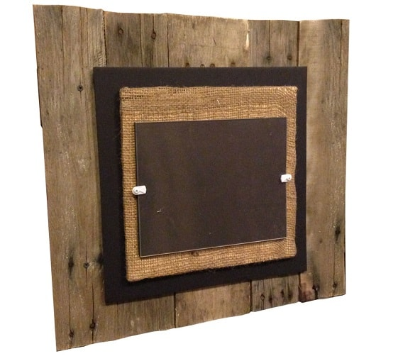 DIY Rustic Pallet Frame 17-min