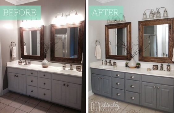 Painting Bathroom Vanity Before And After 19-min