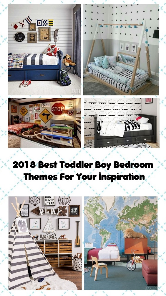 toddler boy bedroom themes - Toddler Boy Bed