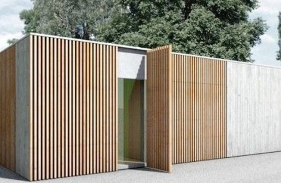 concrete fencing design ideas 14-min