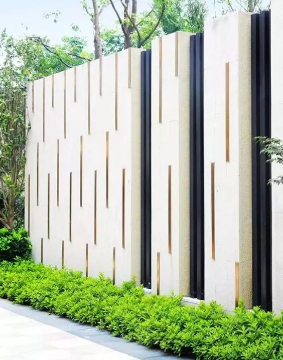 concrete fencing design ideas 19-min
