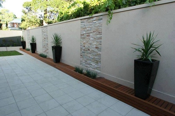 concrete fencing design ideas 20-min