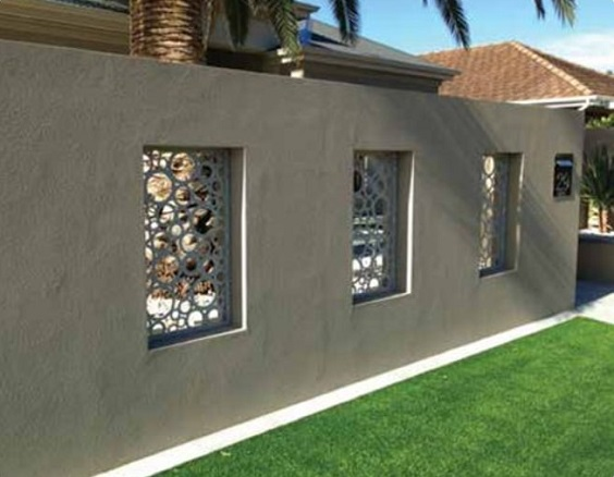 concrete fencing design ideas 21-min