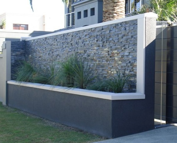concrete fencing design ideas 22-min