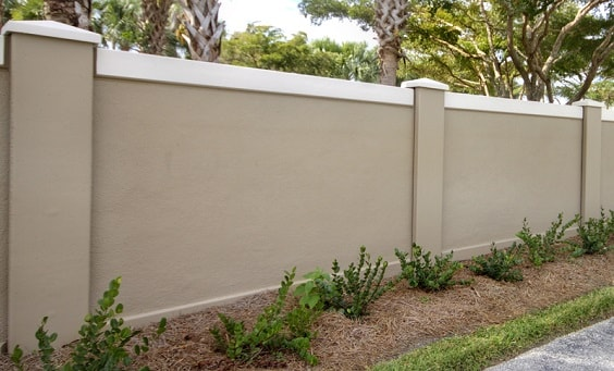concrete fencing design ideas 26-min