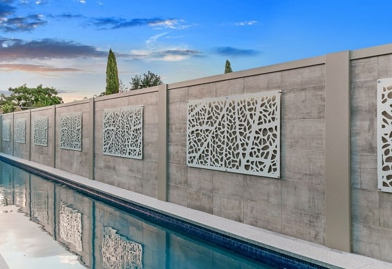 concrete fencing design ideas 27-min