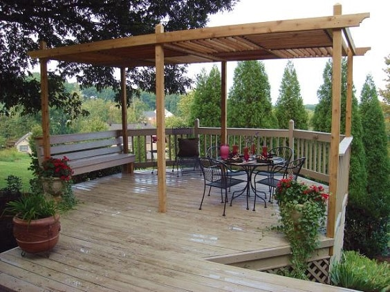 diy pergola ideas 1-min