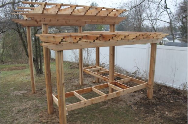 diy pergola ideas 12-min