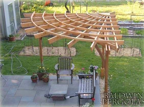 diy pergola ideas 17-min