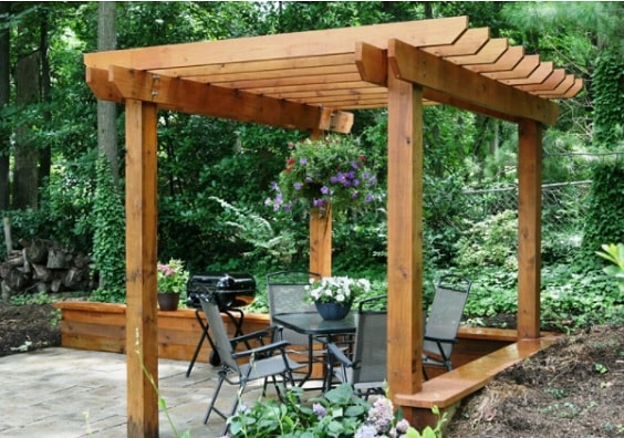 diy pergola ideas 2-min