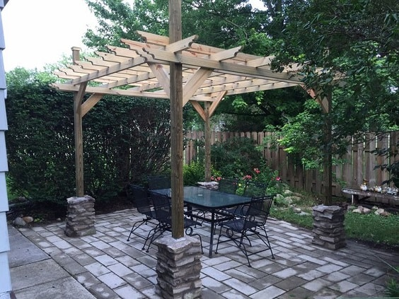 diy pergola ideas 3-min