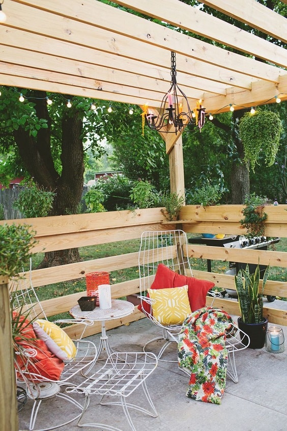 diy pergola ideas 4-min