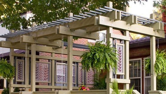 diy pergola ideas 5-min