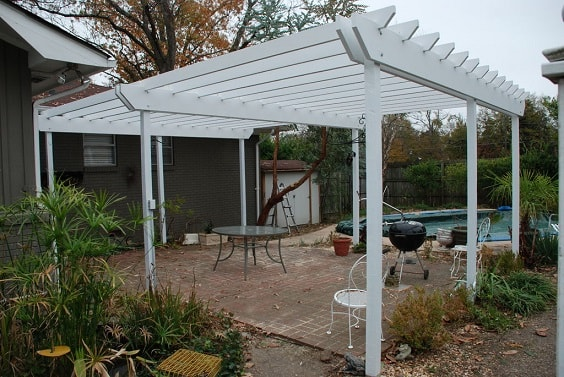 diy pergola ideas 7-min