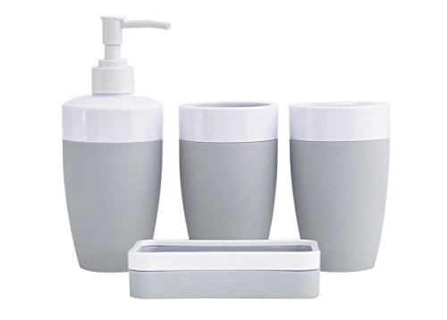 grey bathroom accessories 1-min