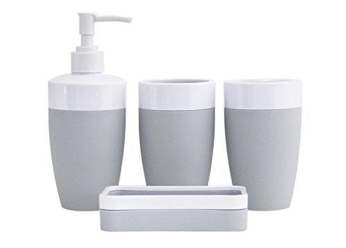 grey bathroom accessories 1-min