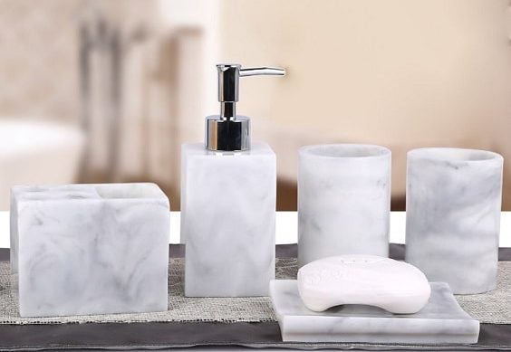 grey bathroom accessories 12-min