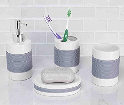 grey bathroom accessories 3-min