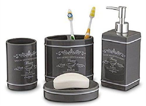 grey bathroom accessories 5-min