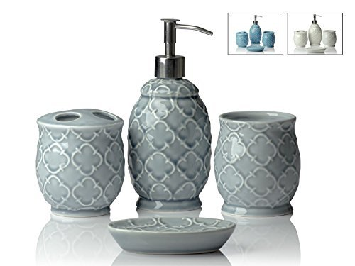 grey bathroom accessories 6-min