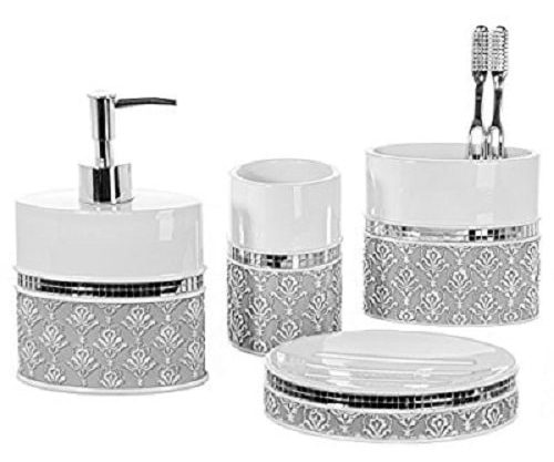 grey bathroom accessories 9-min
