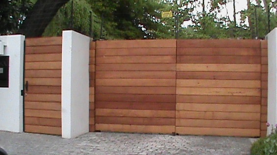 redwood fence designs ideas 11-min