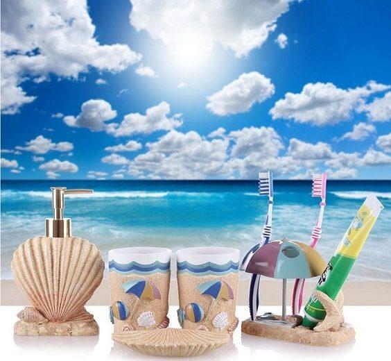 seashell bathroom set 10-min