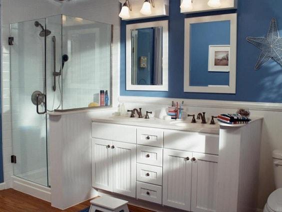 seashell bathroom set-min