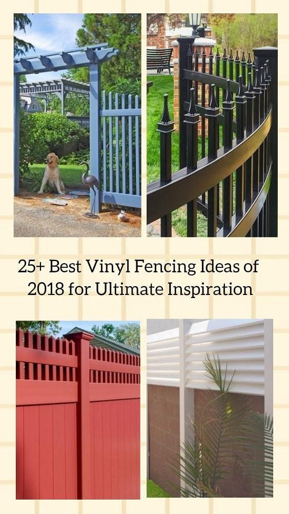 Best Vinyl Fencing pinterest-min