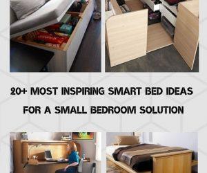 Smart Bed Ideas pinterest-min